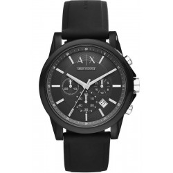 Acheter Montre Armani Exchange Homme Outerbanks Chronographe AX1326