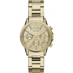 Acheter Montre Armani Exchange Femme Lady Banks Chronographe AX4327