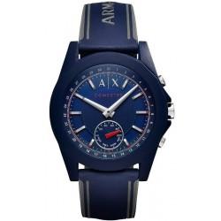 Acheter Montre Armani Exchange Connected Homme Drexler Hybrid Smartwatch AXT1002