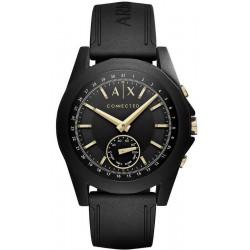 Acheter Montre Armani Exchange Connected Homme Drexler Hybrid Smartwatch AXT1004