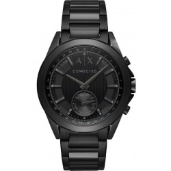 Acheter Montre Armani Exchange Connected Homme Drexler Hybrid Smartwatch AXT1007