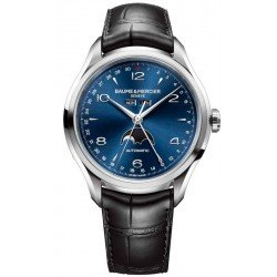 Montre Baume & Mercier Homme Clifton Moonphase Automatic 10057
