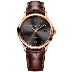Montre Baume & Mercier Homme Clifton Gold Automatic 10059