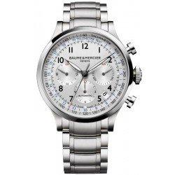 Montre Baume & Mercier Homme Capeland 10064 Chronographe Automatique
