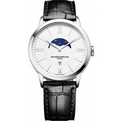 Montre Baume & Mercier Homme Classima 10219 Moonphase Quartz