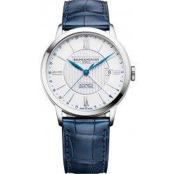 Montre Baume & Mercier Homme Classima 10272 Dual Time Automatic