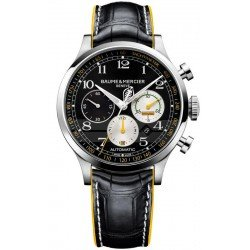 Acheter Montre Baume & Mercier Homme Capeland Shelby Cobra Automatic Chronograph 10282