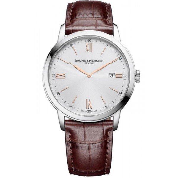 Acheter Montre Baume & Mercier Homme Classima 10415 Quartz