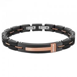 Acheter Bracelet Boccadamo Homme Man ABR350D