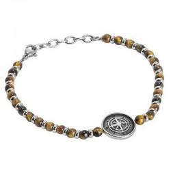 Bracelet Boccadamo Homme Man ABR426M