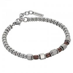 Bracelet Boccadamo Homme Man ABR507M