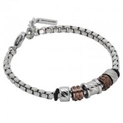 Bracelet Boccadamo Homme Man ABR509M