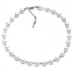 Acheter Collier Boccadamo Femme Perle GR499