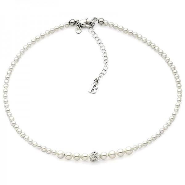 Acheter Collier Boccadamo Femme Perle GR501