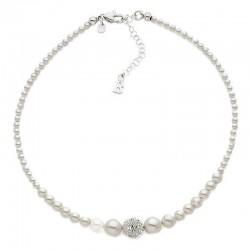 Acheter Collier Boccadamo Femme Perle GR503