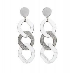 Acheter Boucles d'Oreilles Boccadamo Femme Trix XOR128