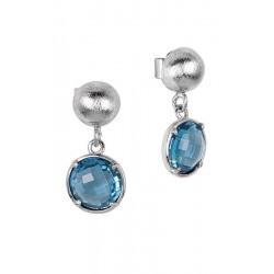Acheter Boucles d'Oreilles Boccadamo Femme Cristallarte XOR465