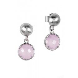 Acheter Boucles d'Oreilles Boccadamo Femme Cristallarte XOR465A