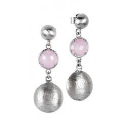 Acheter Boucles d'Oreilles Boccadamo Femme Cristallarte XOR466A
