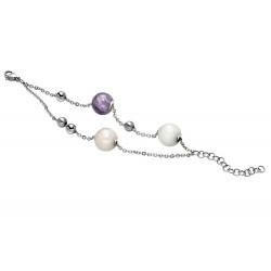 Acheter Bracelet Breil Femme Chaos TJ1092