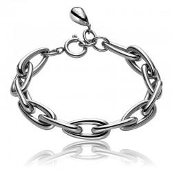Bracelet Breil Femme Steel Rain TJ1631