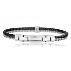 Bracelet Breil Homme Cable TJ1828