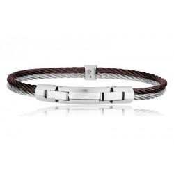 Bracelet Breil Homme Cable TJ1829