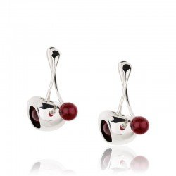 Boucles d'Oreilles Breil Femme Red TJ1862