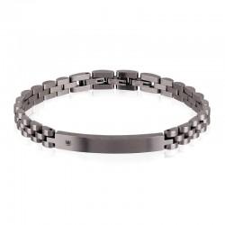 Acheter Bracelet Breil Homme Black Diamond TJ2400