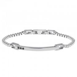 Bracelet Breil Homme Black Diamond TJ2744