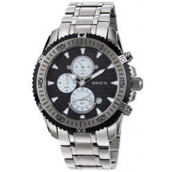 Montre Breil Homme Ground Edge Chronographe Quartz TW1506