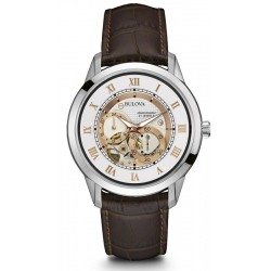 Montre Bulova Homme BVA Series 96A172 Automatique