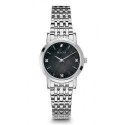 Acheter Montre Bulova Femme Diamonds 96S148 Quartz