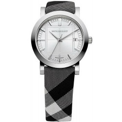 Acheter Montre Unisex Burberry The City Nova Check BU1378