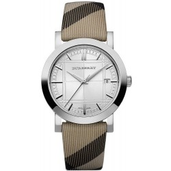 Acheter Montre Unisex Burberry The City Nova Check BU1390