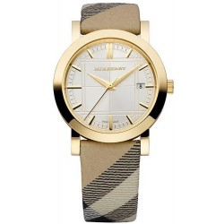 Acheter Montre Femme Burberry The City Nova Check BU1398
