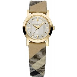 Acheter Montre Femme Burberry The City Nova Check BU1399