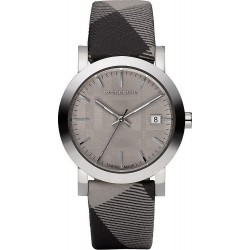Acheter Montre Unisex Burberry The City Nova Check BU1774