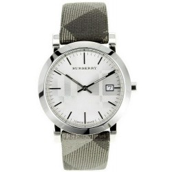 Montre Unisex Burberry The City Nova Check BU1869