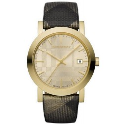 Acheter Montre Unisex Burberry The City Nova Check BU1874