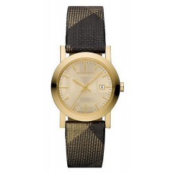 Acheter Montre Femme Burberry The City Nova Check BU1875