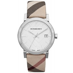Acheter Montre Unisex Burberry The City Nova Check BU9022