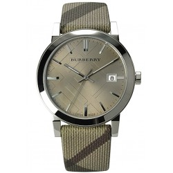 Acheter Montre Unisex Burberry The City Nova Check BU9023