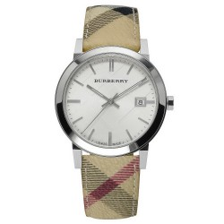 Acheter Montre Unisex Burberry The City Nova Check BU9025