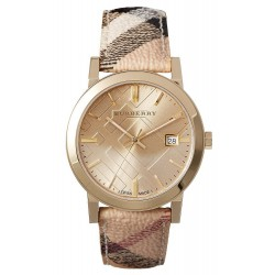 Acheter Montre Unisex Burberry The City Nova Check BU9026