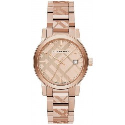 Acheter Montre Femme Burberry The City BU9039