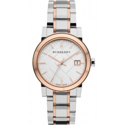 Montre Femme Burberry The City BU9105