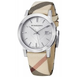 Acheter Montre Femme Burberry The City Nova Check BU9113