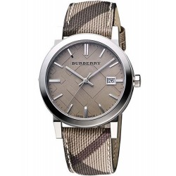 Acheter Montre Femme Burberry The City Nova Check BU9118