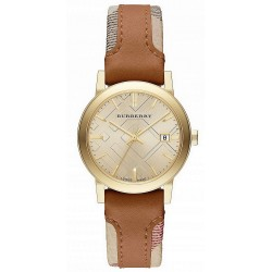 Acheter Montre Femme Burberry The City Haymarket BU9133